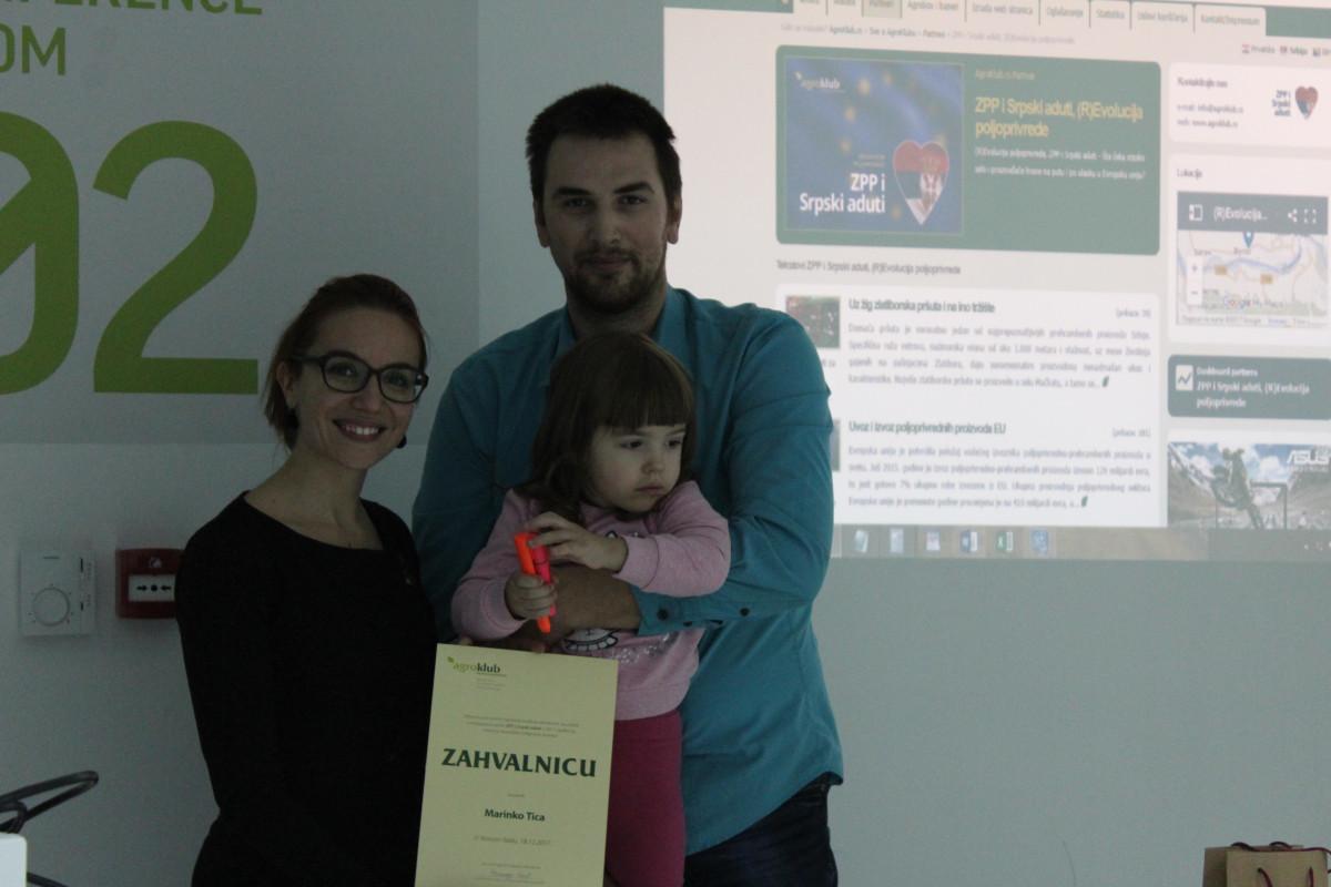 Marinko Tica i Teodora, podmladak Agrokluba (64738)