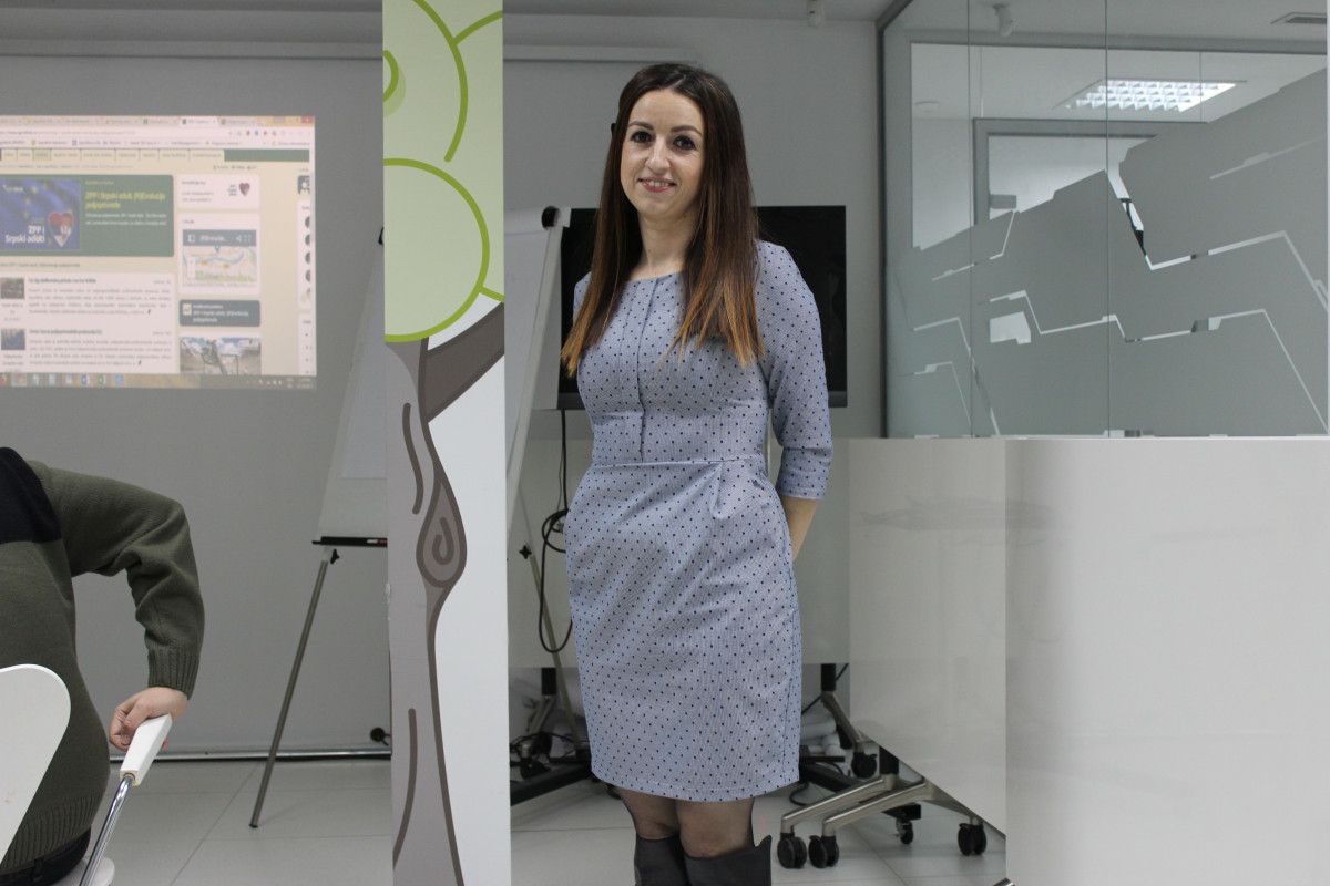 Verica Matić, koordinator projekta (64737)