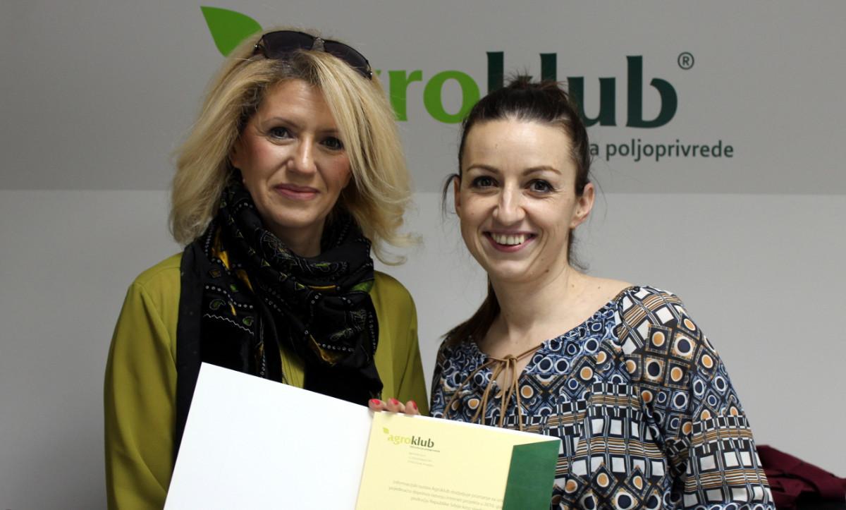 Jasna Bajšanski i Verica Matić