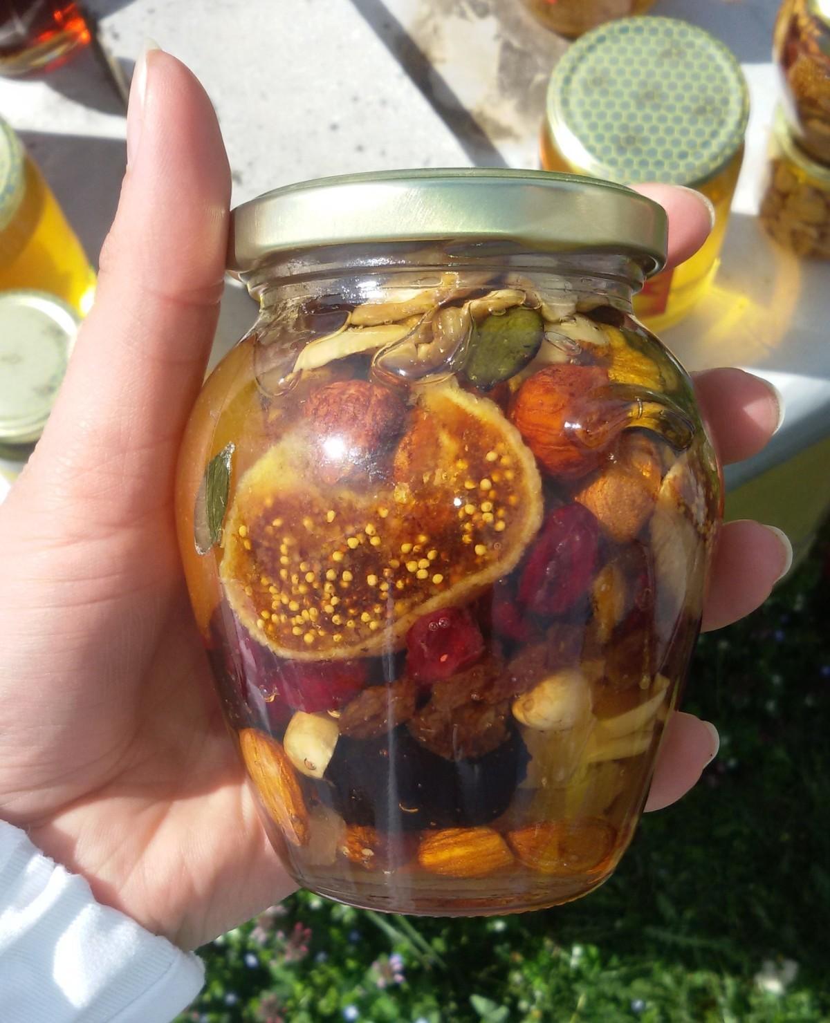 Voće u medu