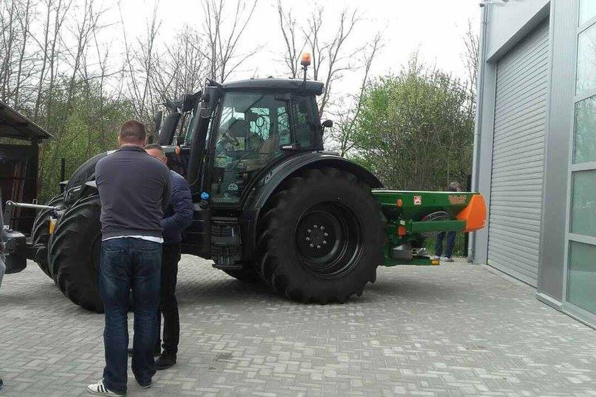 Inter-Agrar servisna radionica na Čeneju! (51499)