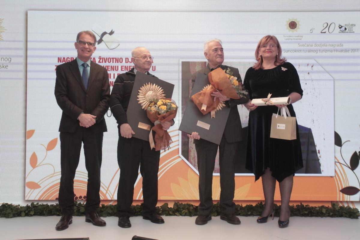 G. Cappelli i D Katica s dobitnicima nagrade za životno djelo (64893)