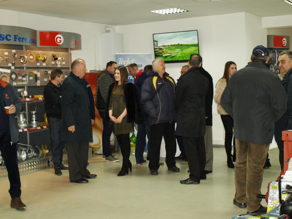 Otvaranje trgovine PSC Ferenčak u Križevcima (52011)