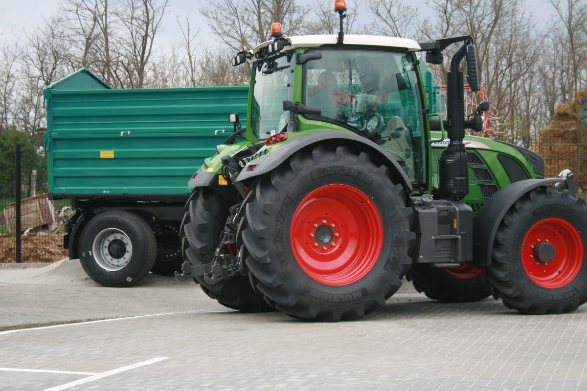 Inter-Agrar servisna radionica na Čeneju! (51504)