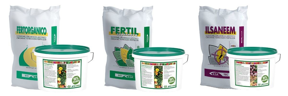 Pro-eco gnojiva