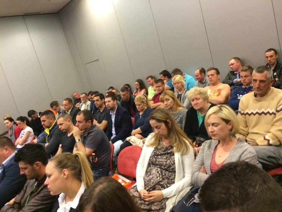 Veliko interesovanje za konferenciju