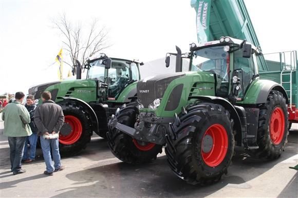 Fendt traktori (1186)