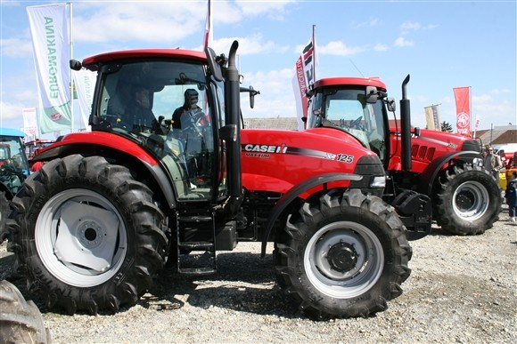 CASE Puma traktori (1192)
