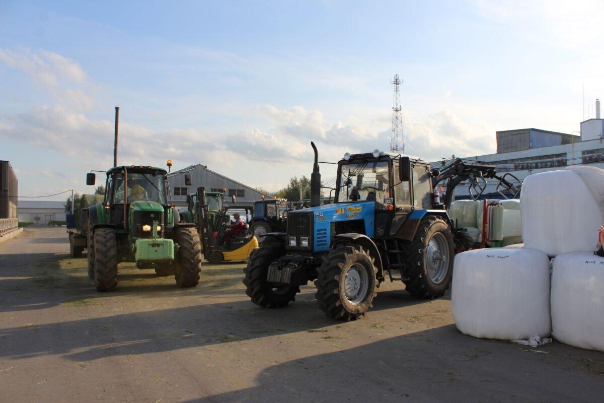 Sve je više traktora zapadnih brendova