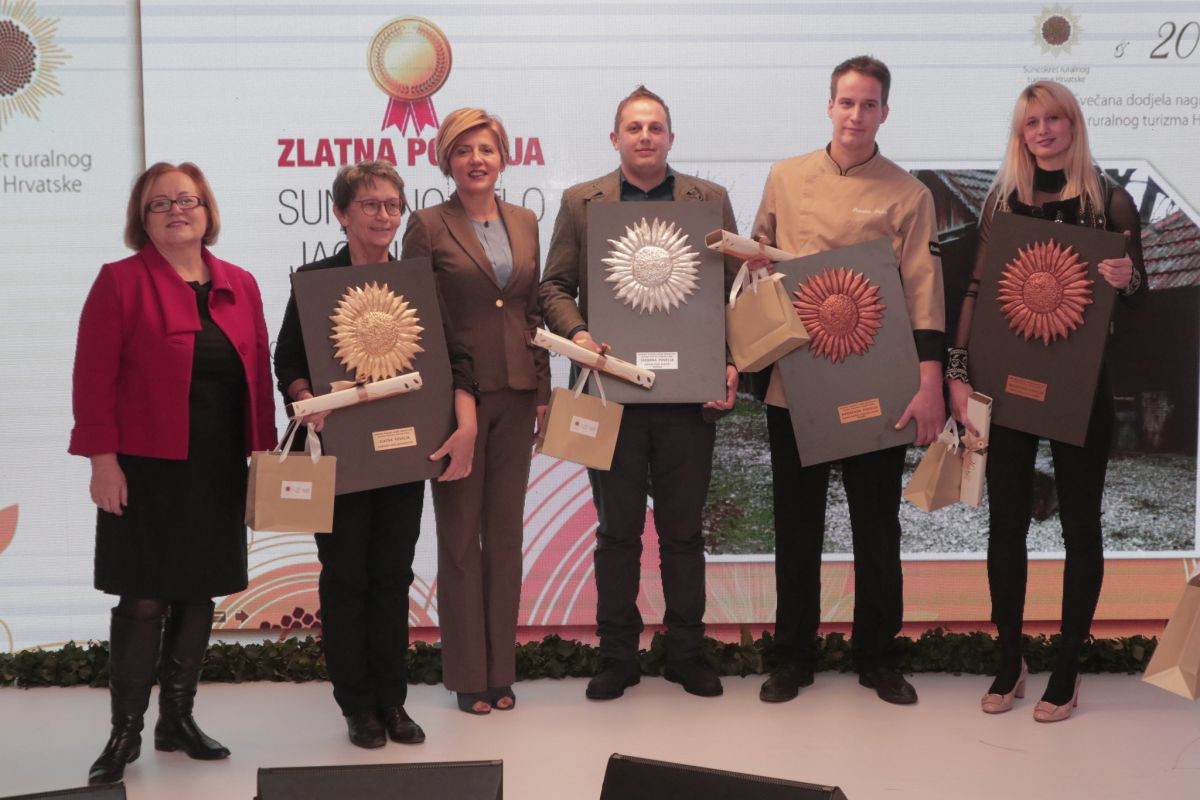 Dobitnici nagrade Suncokret ruralnog turizma (64890)