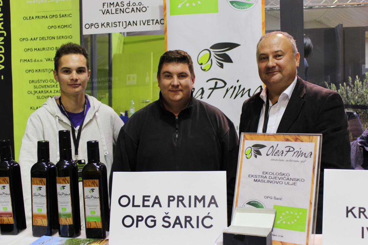OLEA PRIMA, OPG Šarić (63519)