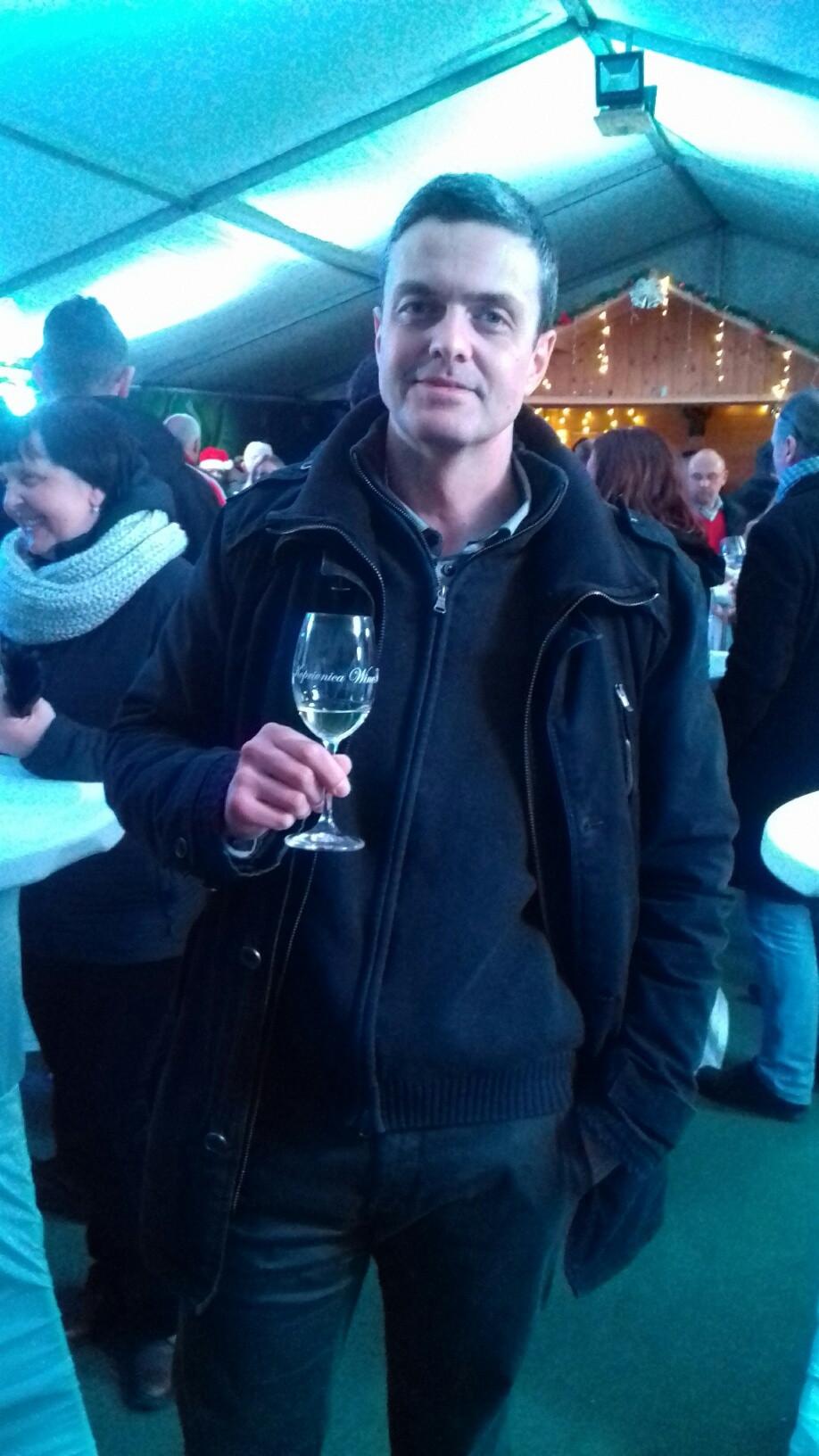 Domagoj Matković, predsjednik Udruge vinskih entuzijasta F5 (64713)