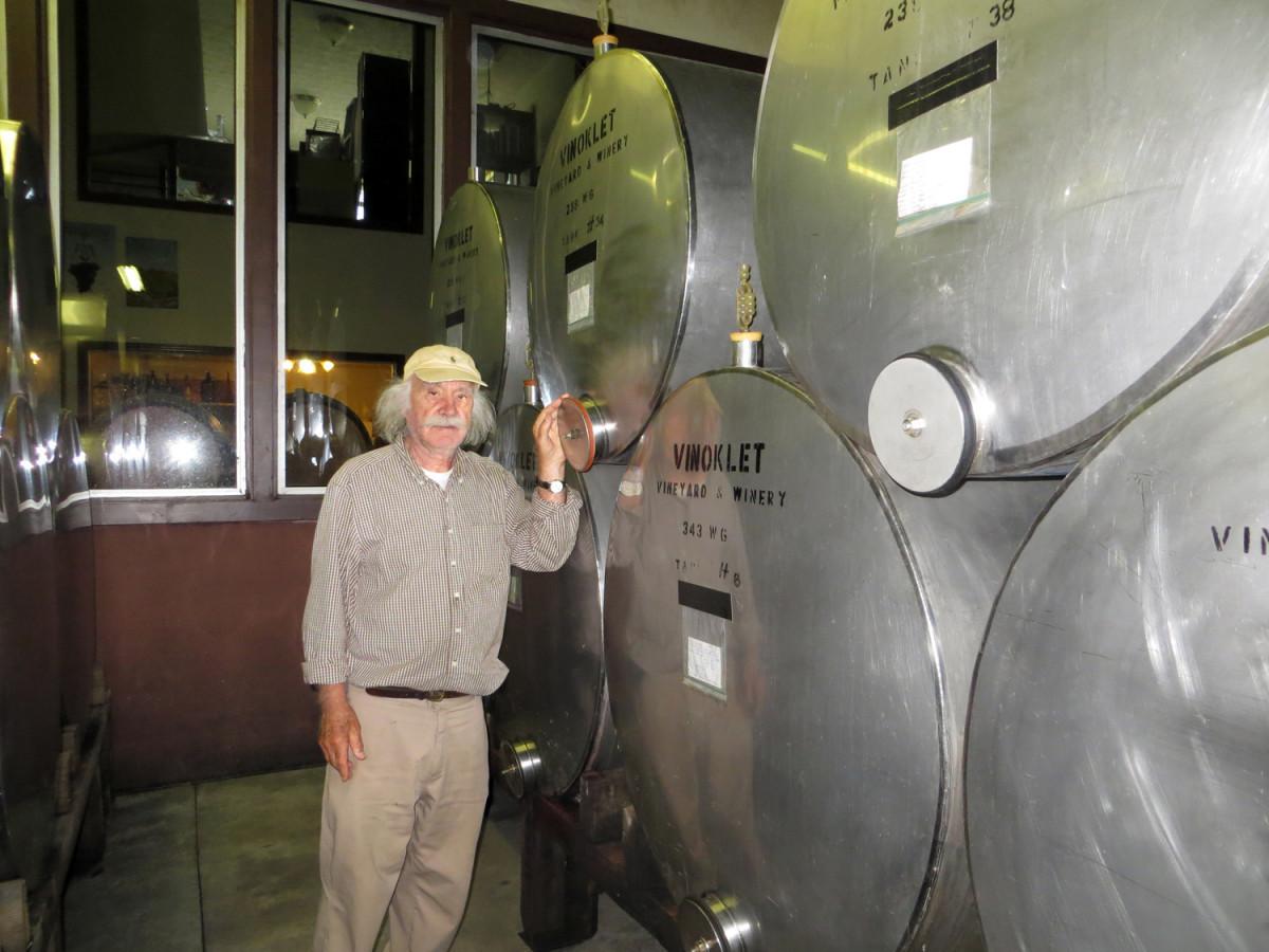 Nakon uspjeha u svemirskom programu, Hrvat oduševio Amerikance i s vinima (60947)