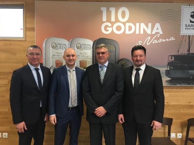 Tolušić: Sardina je primjer tržišnog uspjeha
