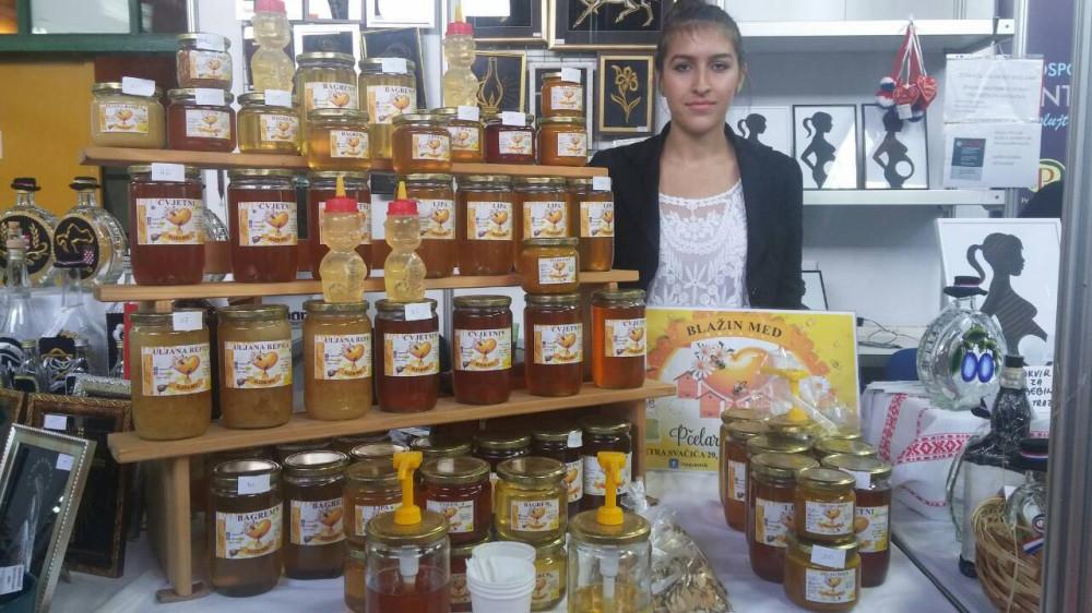 Pčele studentice FERIT-a godišnje proizvedu 1,5 t meda