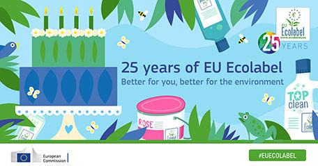 EU eko oznaka slavi 25 godina postojanja