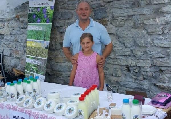 Ušteđevinom podigli farmu, mljekaru i siranu