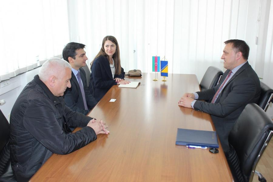 Maline, pa i zalihe, izvest će se u Azerbejdžan?