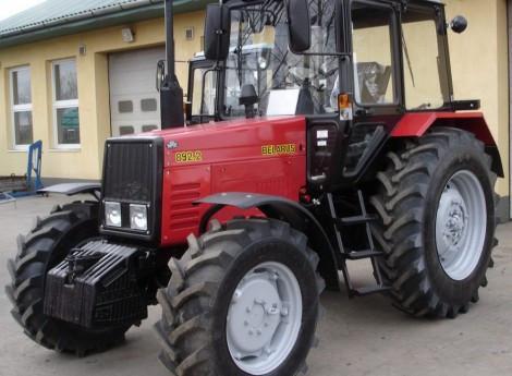 Belarus 892 i 952 traktori dobili novi dizajn!