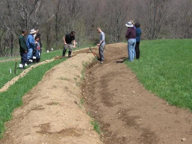 """Kako uz """"bioswale"""" stvoriti plodno tlo?"""