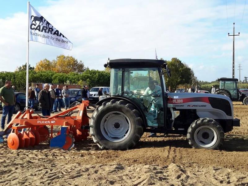 Carraro traktori za posebne uvjete i terene!