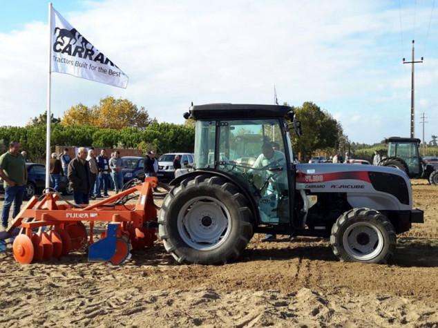 Carraro traktori za posebne uslove i terene!