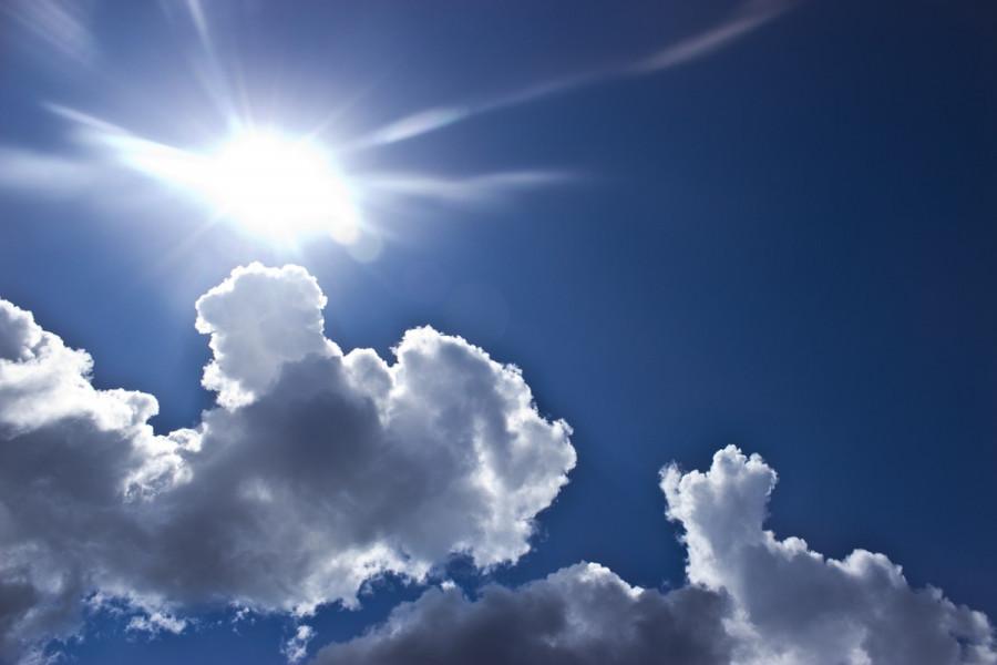 Oblaci, sunce i kretanje vegetacije