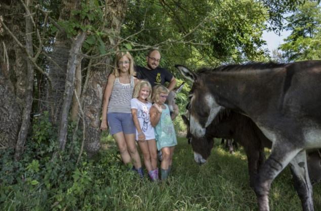 U razvoju farme magarica pomogla je Mjera 6