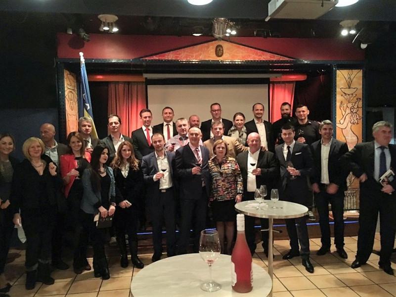 Hercegovačka vina utrla put na švedsko tržište