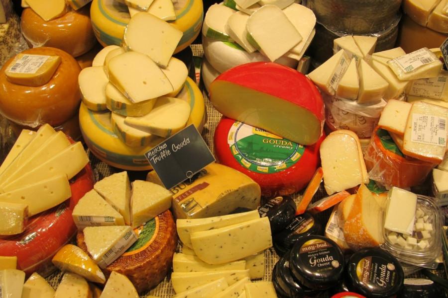 Rusi potajno uvoze neke zabranjene namirnice