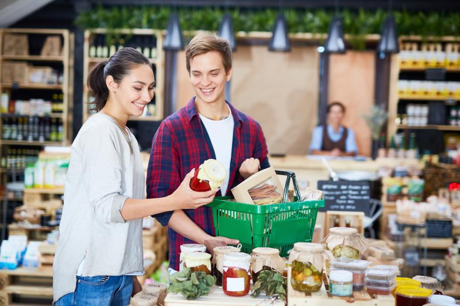 Sve više domaćih proizvoda u trgovačkim centrima