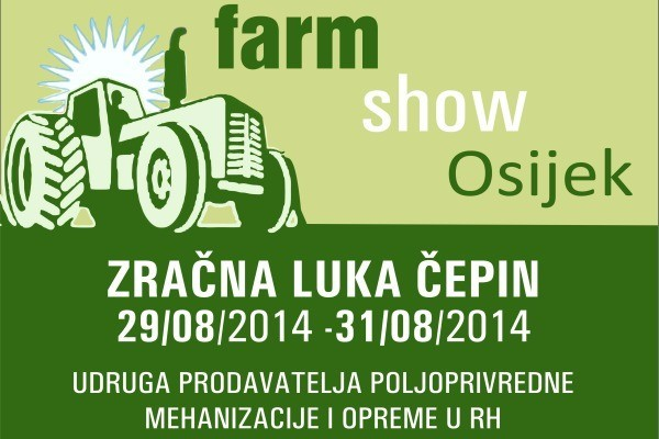 Prvi Farm Show u Hrvatskoj!
