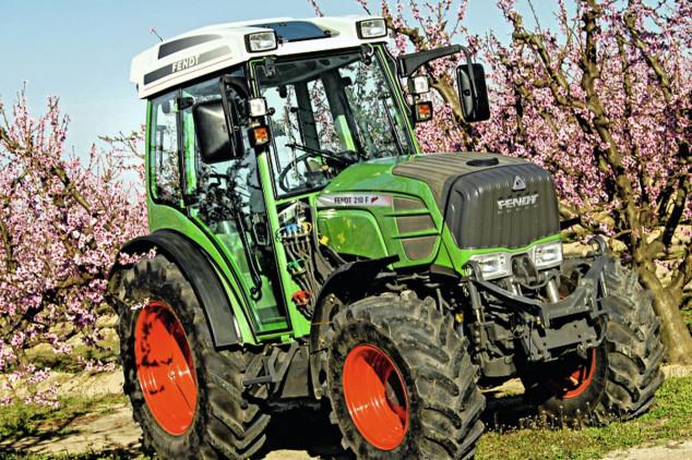 FENDT traktori za voćare i vinogradare