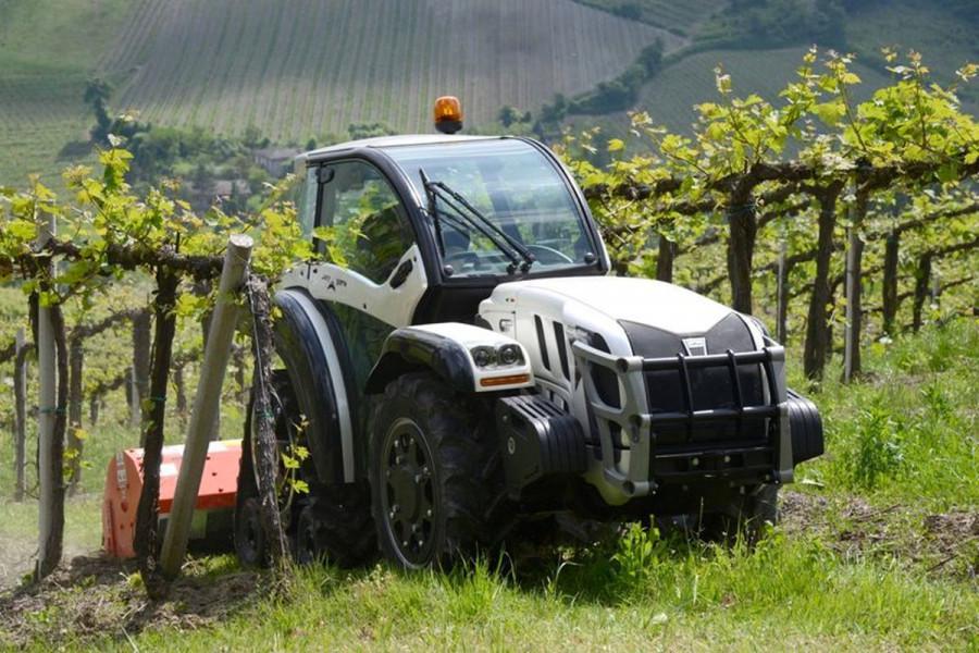 Ferrari Sky Jump je sve, samo ne običan traktor!
