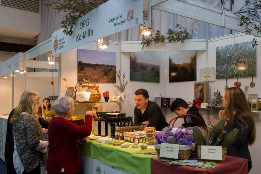 Posjetite 3. Festival maslina u Zagrebu