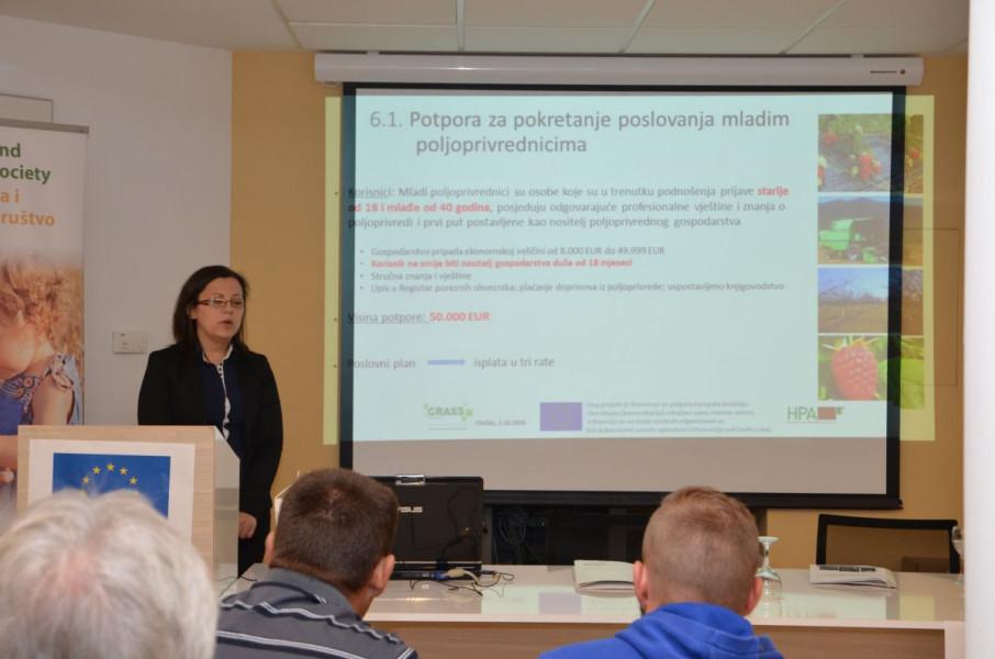 Forum za mlade poljoprivrednike u Osijeku!