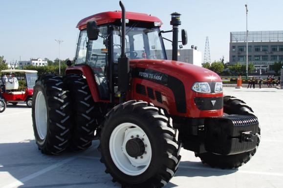 Panex-AGM: YTO i FOTON traktori