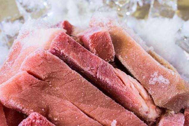 Zamrznuto meso iz 1982. stiglo u luku Bar!