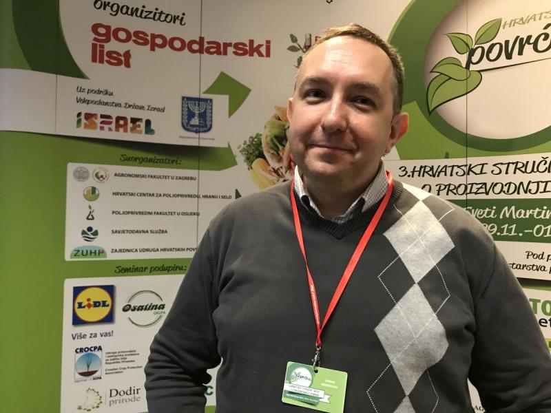 Beinrauch: Može se biti uzoran i konkurentan povrćar
