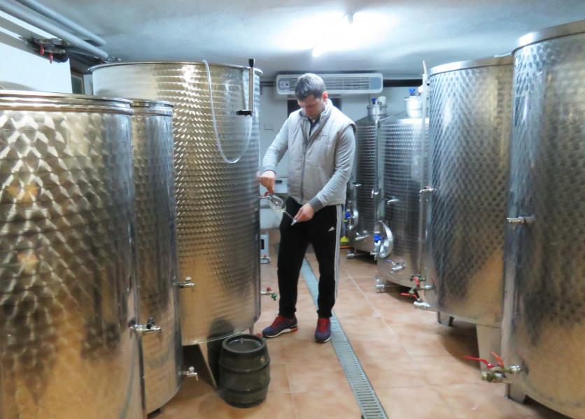 Kao dječak zavolio vinograd, danas ima vrhunska vina