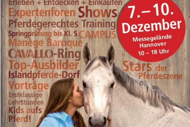 """""""Pferd & Jagd"""" u prosincu u Njemačkoj"""