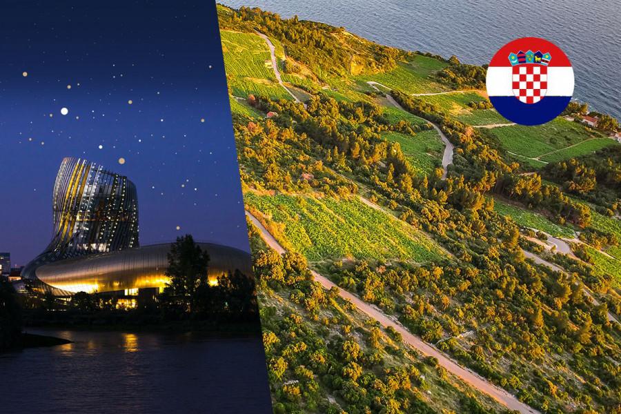 Hrvatski vikend u gradu vina - Bordeauxu
