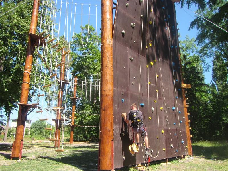 Prvi adrenalinski park na istoku Hrvatske