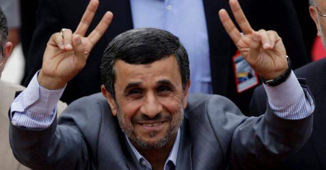 Bivši predsednik Irana čuva ovce!