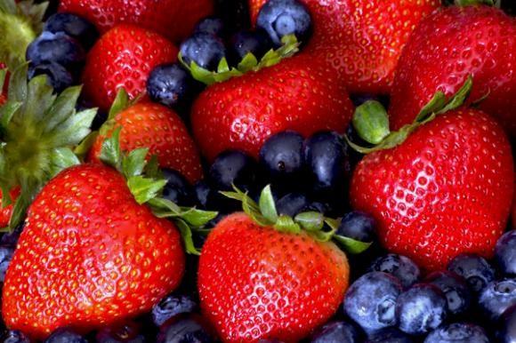 Proljetna zaštita jagodastog voća