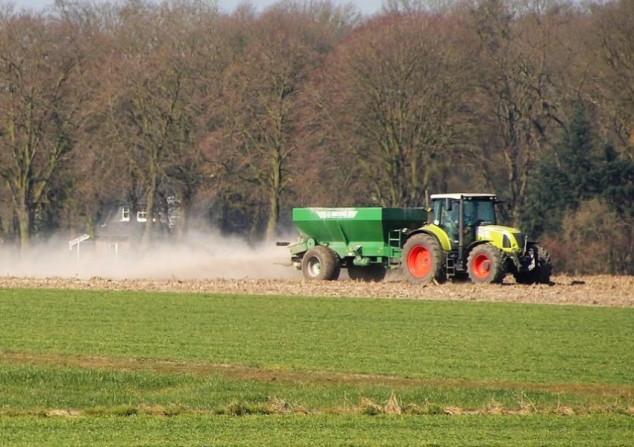 Jesenska gnojidba ozimih žitarica