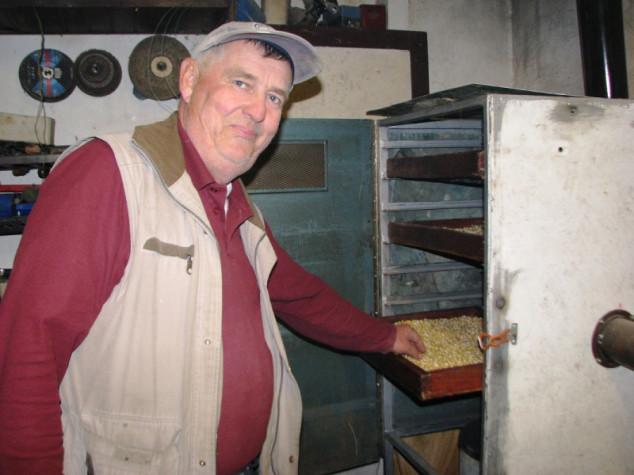 Siju kukuruz bijelčić i rade vrhunsko brašno
