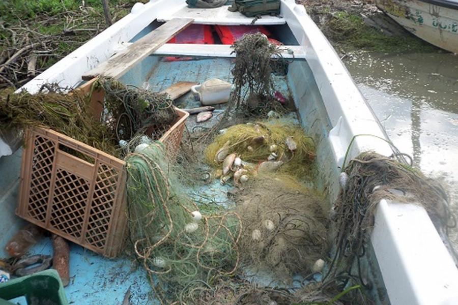 Kontrola ribarskih područja