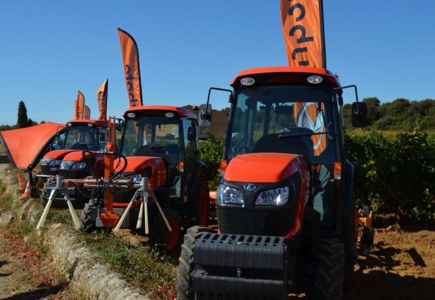 Kubota M51001 najjači specijalizirani traktor!