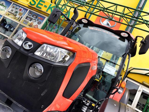 Koji nas Kubota traktori čekaju na Farm Show-u?